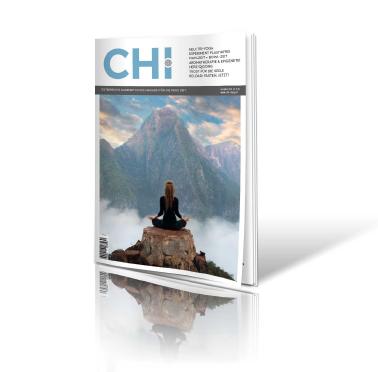 CHI Printmagazin der Neuen Zeit