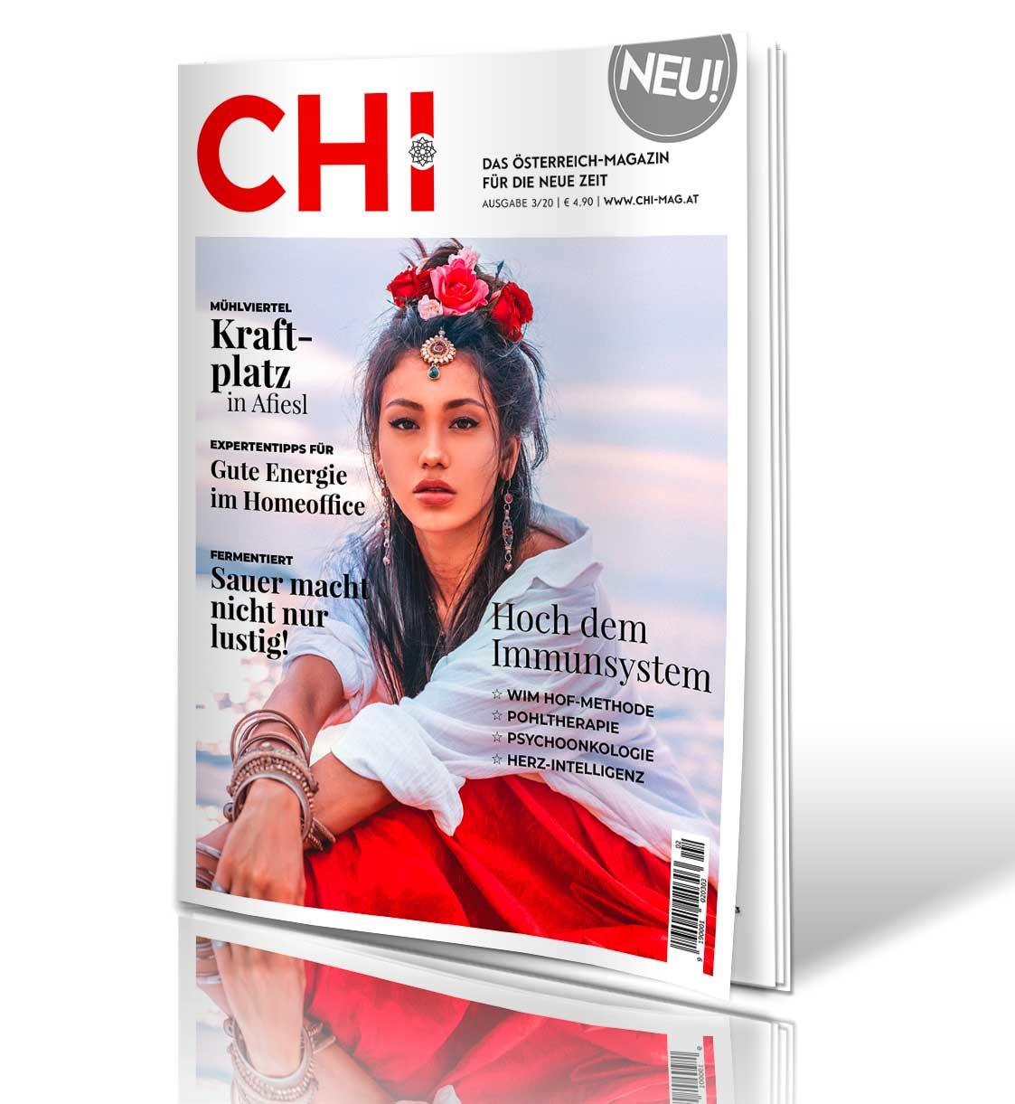 CHI. Österreich-Magazin für die Neue Zeit